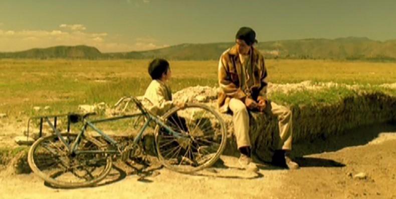Noticia Lejanas, a Mexican movie