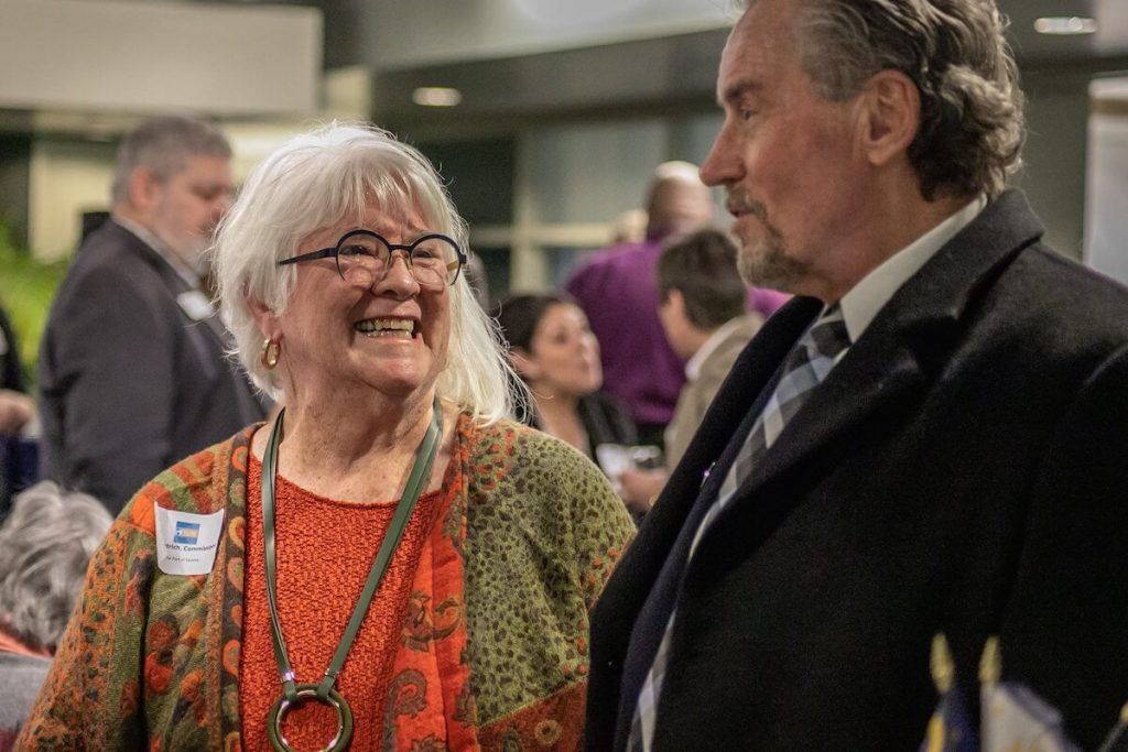 Clare Petrich to receive WTCTA's Lifetime Achievement Award.