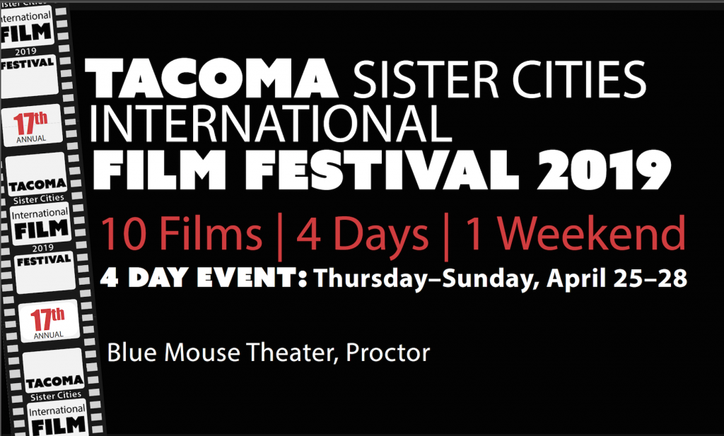 Reserve your tickets for the Sister Cities Film Festival !