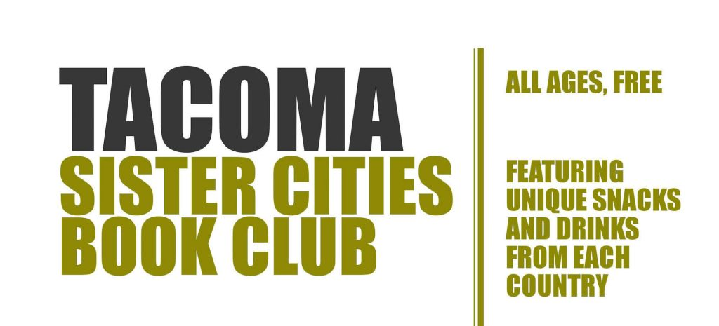 Tacoma Sister Cities to Launch International Book Club !