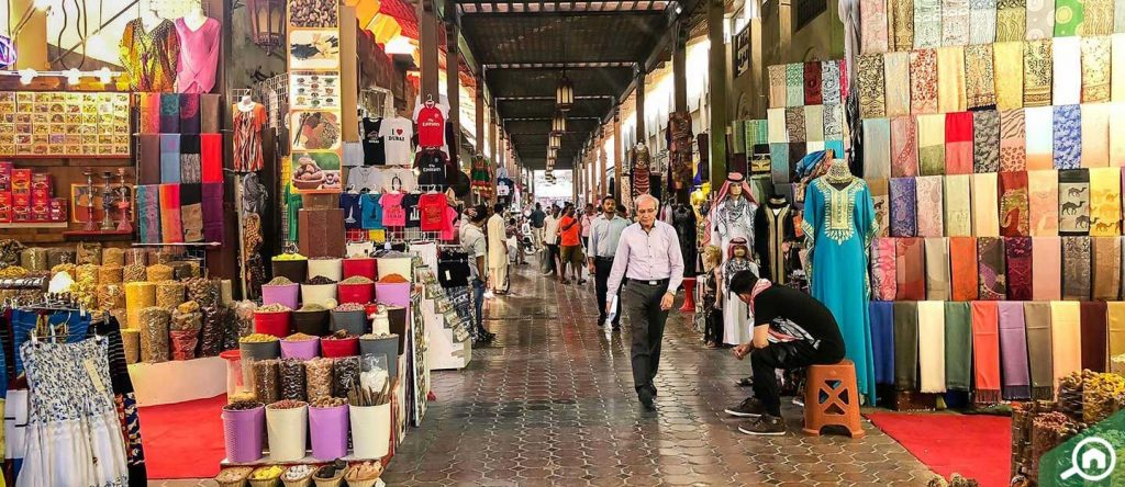 A souk in Tacoma :  by El Jadida – Morocco sister city committee