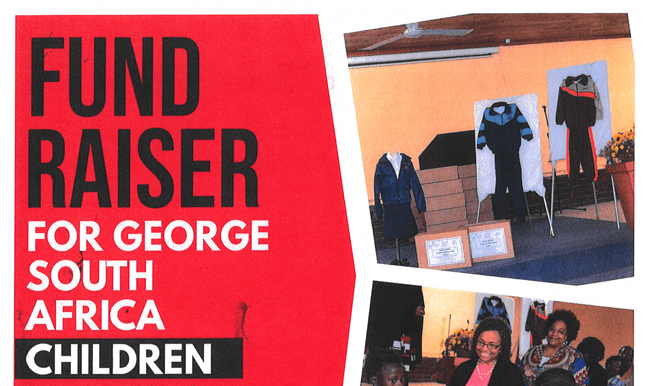Fund Raiser for George – South Africa
