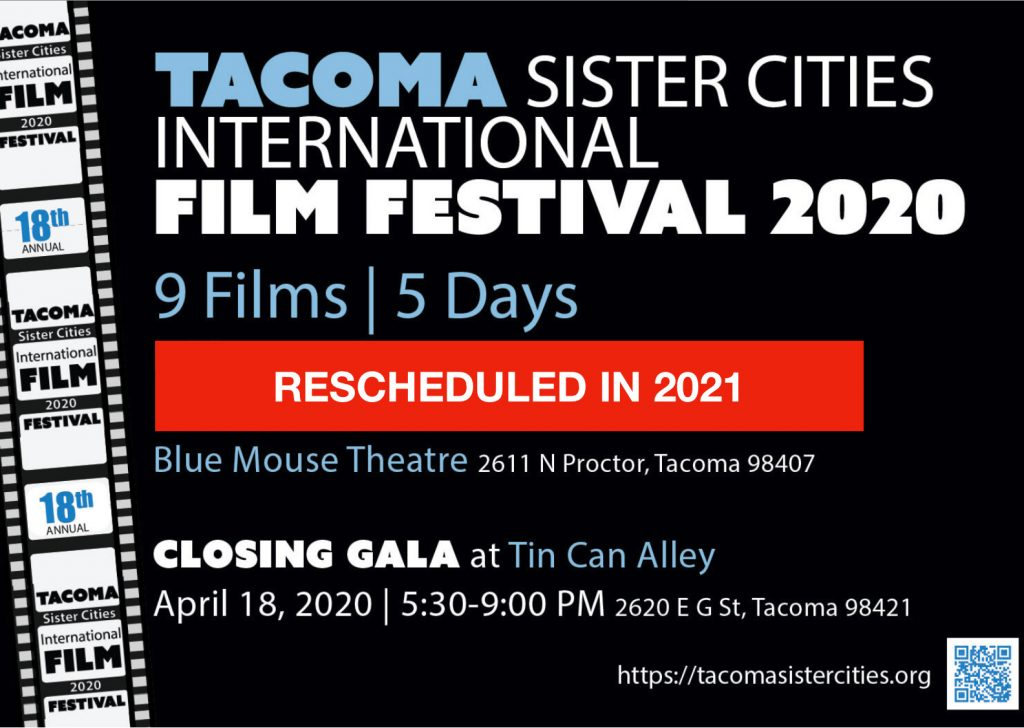 Rescheduling of the 2020 TSC International Film Festival