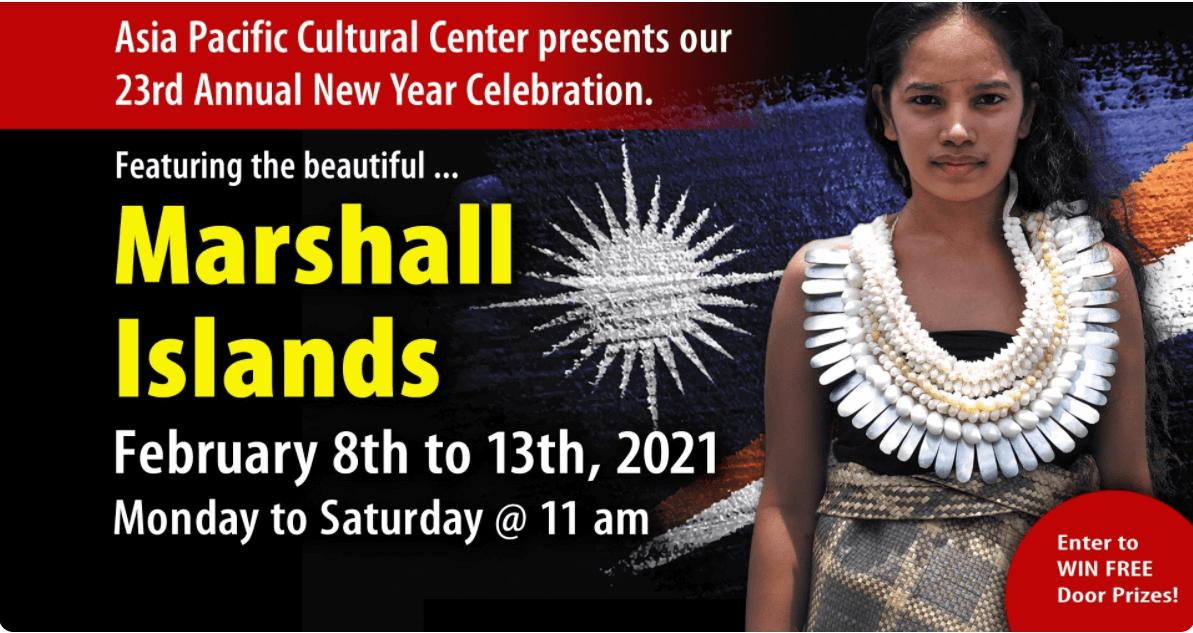 APCC New Year Virtual Celebration