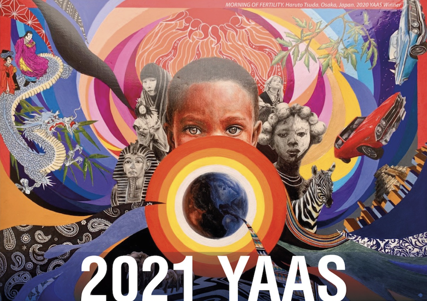 Tacoma Young Artists and Authors Showcase 2021