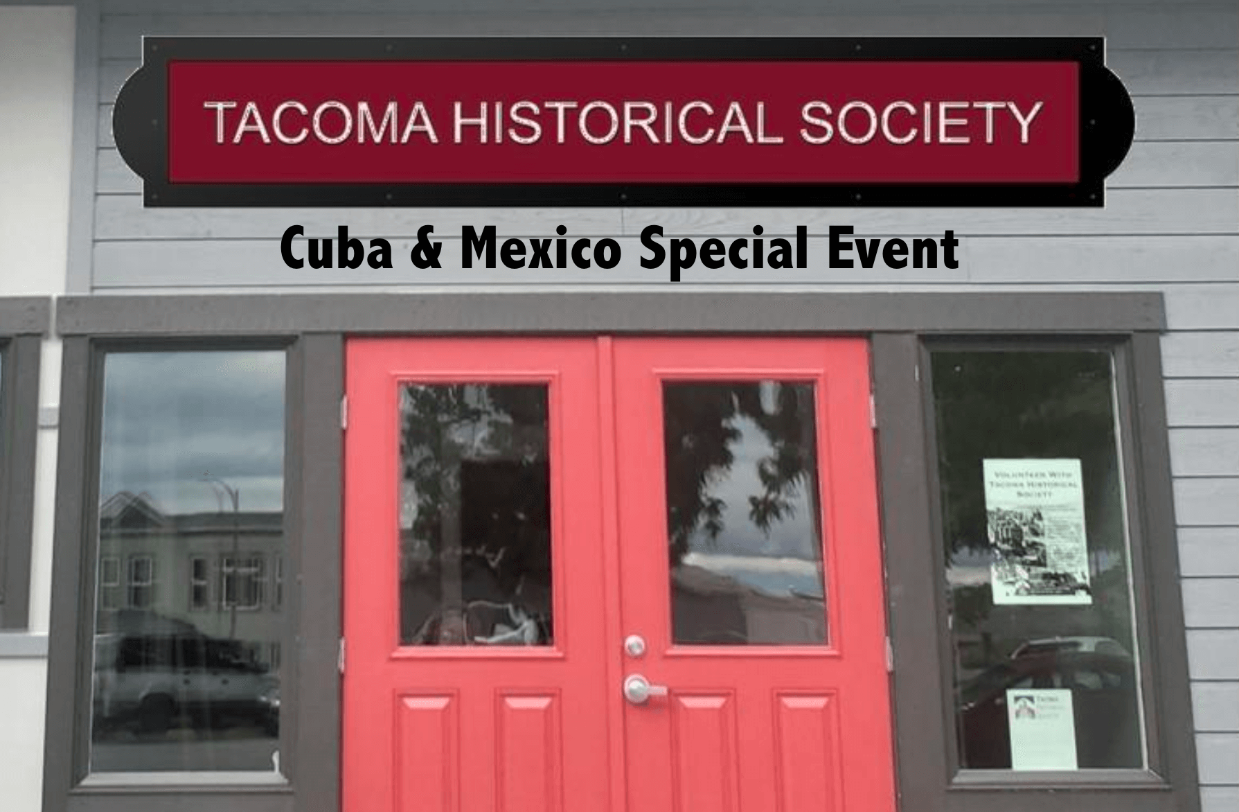 Cuba and Mexico Special Event