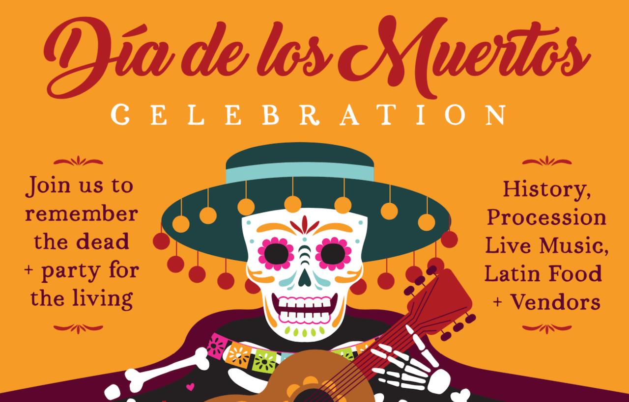 Dia de los Muertos Parade and Music