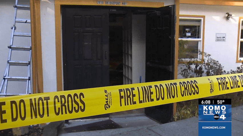 After arsonist targets Islamic Center of Tacoma, TSC call for unity